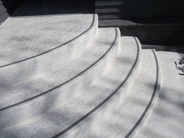 overlay steps after